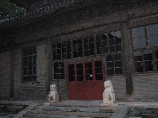 TRB Hutong: de tempel