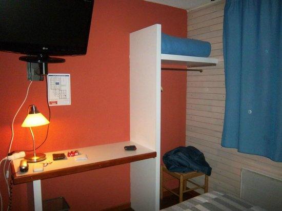 Hotel Restaurant Argos : chambre