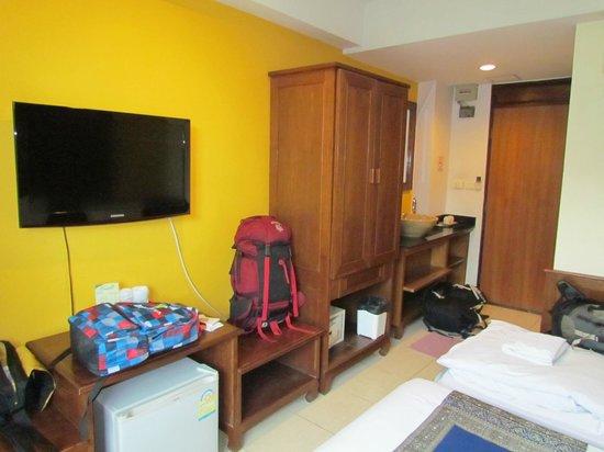 Lamphu Tree House: standard room