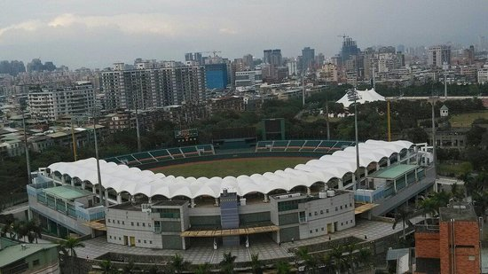 Photo of Tourist Attraction Xinzhuang Baseball Stadium at 新莊區, Xinbei, Taiwan