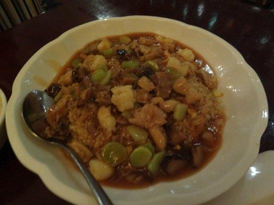 ShangHai FeiCui Restaurant (Xintiandi): 絶品!福建炒飯