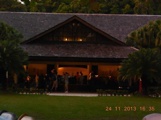 Vivanta by Taj Rebak Island, Langkawi: Lobby