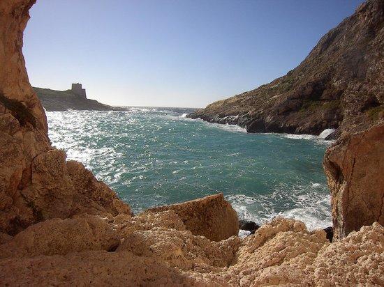 Malta5D : Küstenbucht