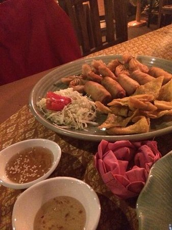 Once Upon a Time at Ruen Jao Khun Ou: une entree