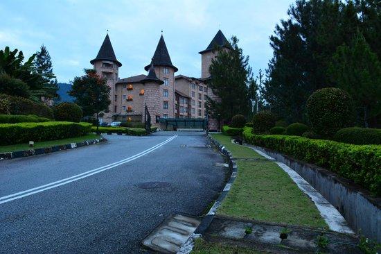 The Chateau Spa & Organic Wellness Resort: The Château Spa