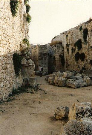Eurialo Castle: Castello Eurialo a Siracusa