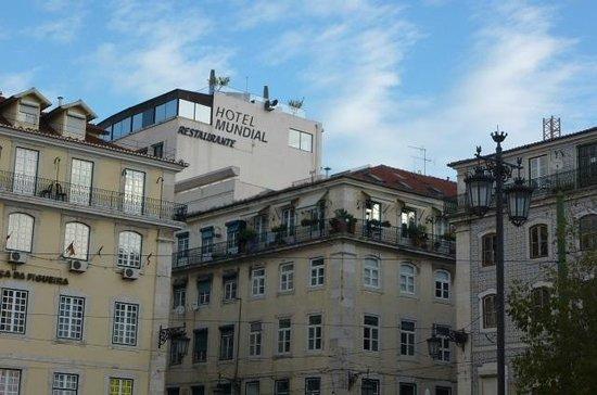 Hotel Mundial: 外観