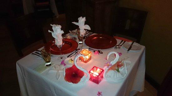 La Palmeraie Boutique Hotel : Restaurant gastronomique