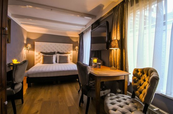 Boutique Hotel Huys van Leyden: Huys van Leyden Hotelkamer