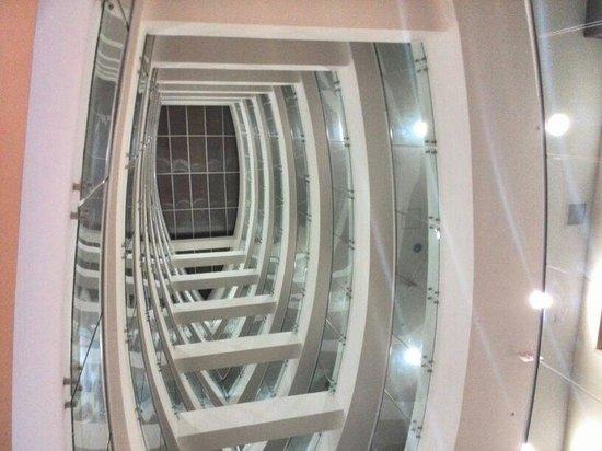 Sonesta Hotel Guayaquil : Vista interior del Hotel Sonesta