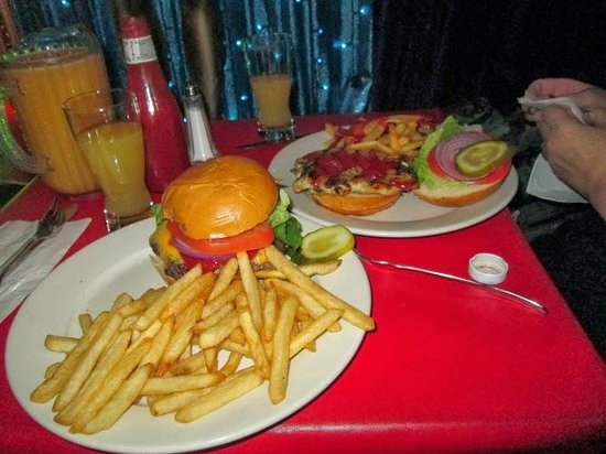 Lips: Our delicous meals!