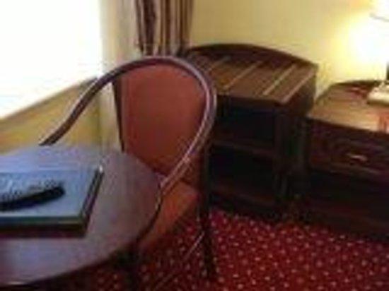 Ripley Court Hotel : Уголок отдыха