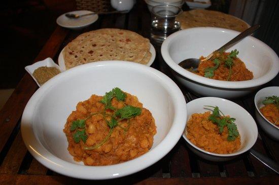 Karma Waters : Bean curry