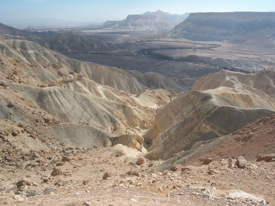 Ein Avdat National Park: Canyons of the Park