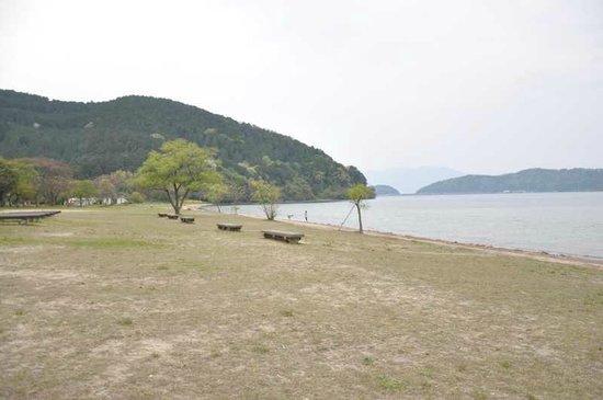 Qkamura Ohmi-Hachiman : Lake Side