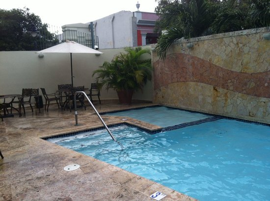 Hotel Melia Ponce: Piscina
