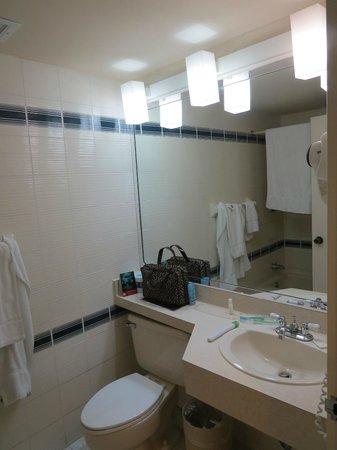 Regency Hotel Miami: Atende