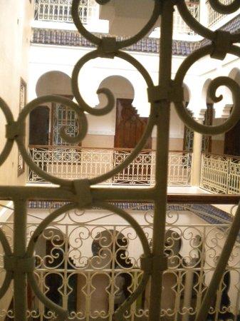 MonRiad : Vista dalla finestra della stanza