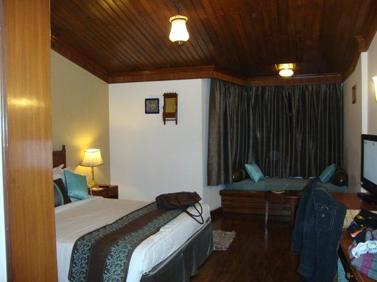The Naini Retreat: Room Interior