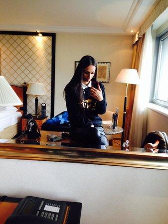 Kempinski Hotel Corvinus Budapest: Room 514