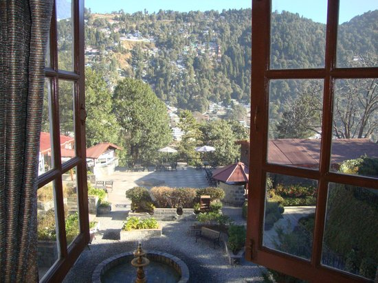 The Naini Retreat: View from the room