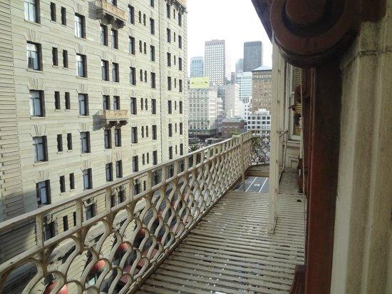 Handlery Union Square Hotel: udsigt