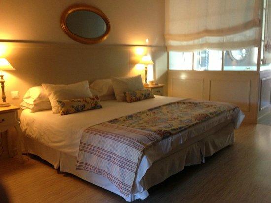 Hotel Lune de Mougins: eine der grosszügigen Suiten