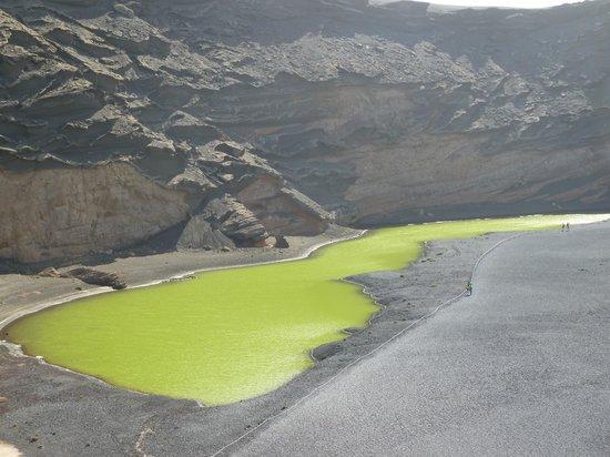Hotel  Dunas Club: Lanzarote lago verde