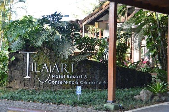 Tilajari Hotel Resort: Nicely landscaped