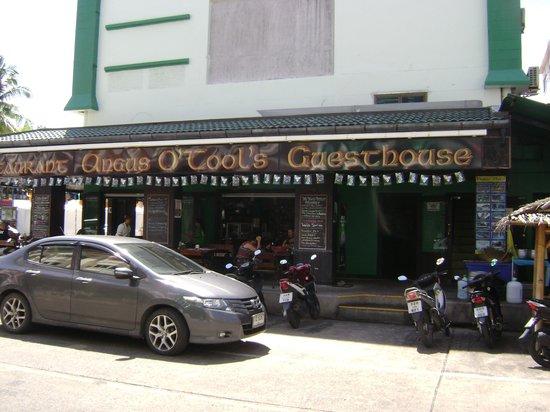 Angus O'Tool's Irish Pub, Restaurant & Guesthouse: Angus O'Tools
