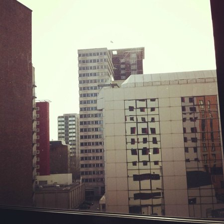 Hampton by Hilton London Croydon: View from my room