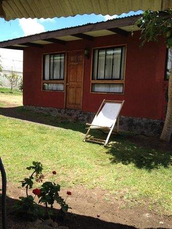 Keu Henua Eco-Hostal : one cabin
