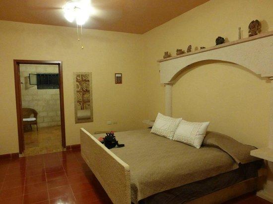 Casa Hamaca Guesthouse: Zimmer