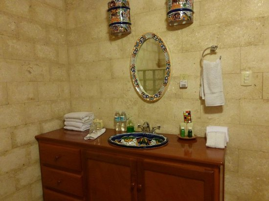 Casa Hamaca Guesthouse: Badezimmer