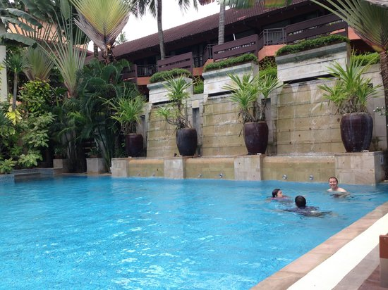 Burasari Resort : プール