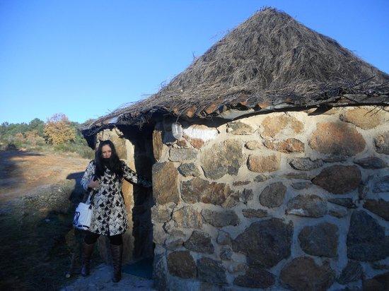 La Granja de Yuste : Cabaña Celta