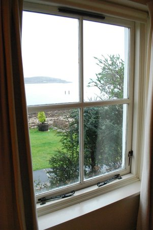 The Pierhouse Hotel: View from room