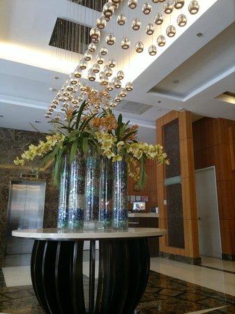 Harolds Hotel: Hotel Lobby