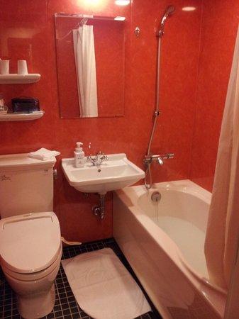 Hotel Monterey Lasoeur Osaka : 水回り