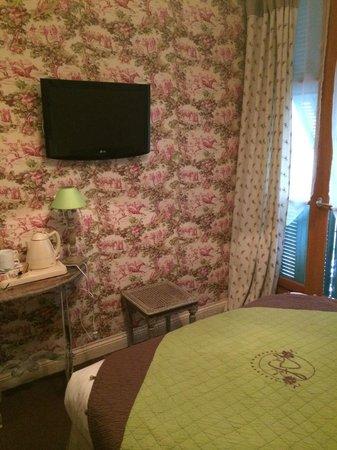 Hotel Villa Rivoli : Самый простой номер