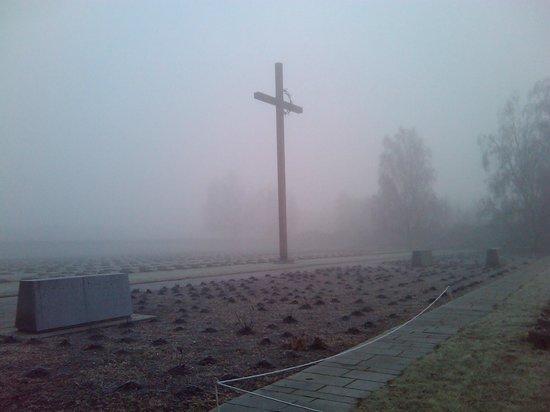 Terezin Memorial: Small Fortress Cemetery Terezin Czech Republic