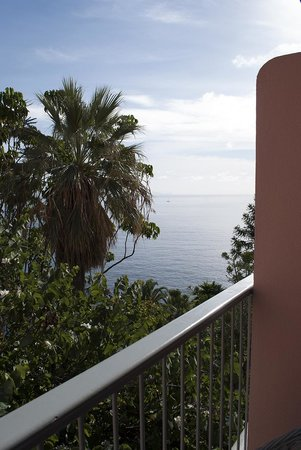 Belmond Reid's Palace : view from our balcony