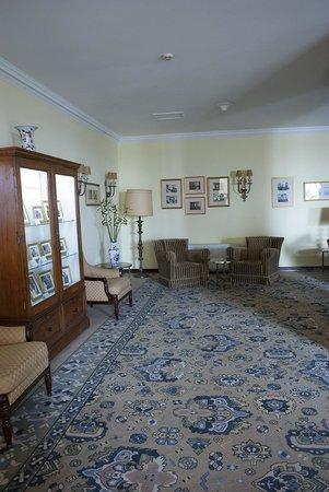 Belmond Reid's Palace : hallway