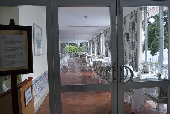 Belmond Reid's Palace : breakfast area