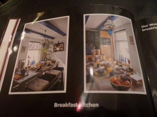 B&B Barangay : bfast kitchen