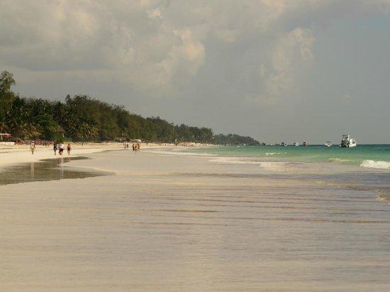 Ocean Village Club: Strand