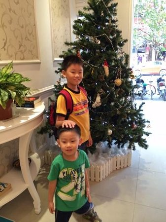 It's Christmas soon @ Calypso Grand Hotel