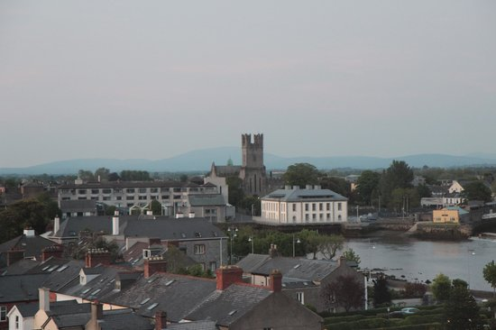 Limerick Strand Hotel: View from room