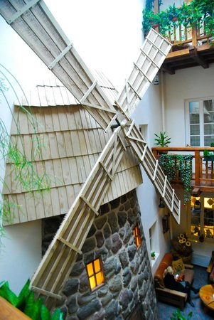 Centro Kubas - Angel: Вид с балкона
