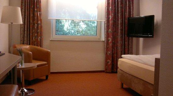 Hotel Am Springhorstsee: Einzelzimmer